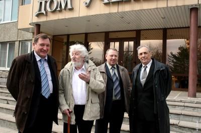 100-летний юбилей Л.В. Киренского