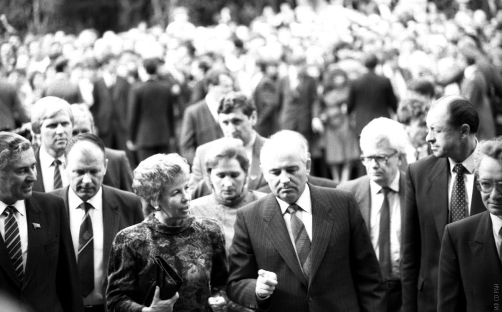 Концерт в честь 80-летия горбачева